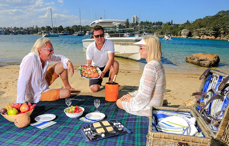 Sydney Harbour Boat Tours | Picnic
