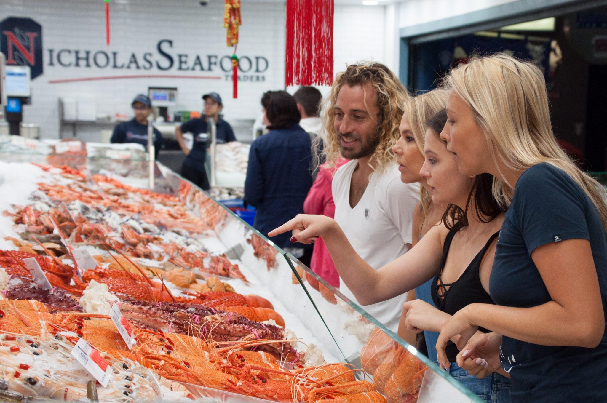 Sydney Harbour Boat Tours | Fish Market Lunch