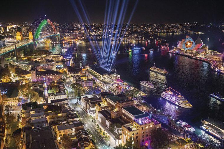 Sydney Harbour Boat Tours | Vivid